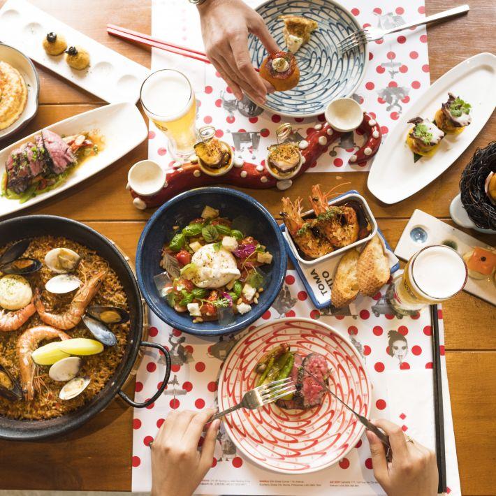 Citi's world class cuisine