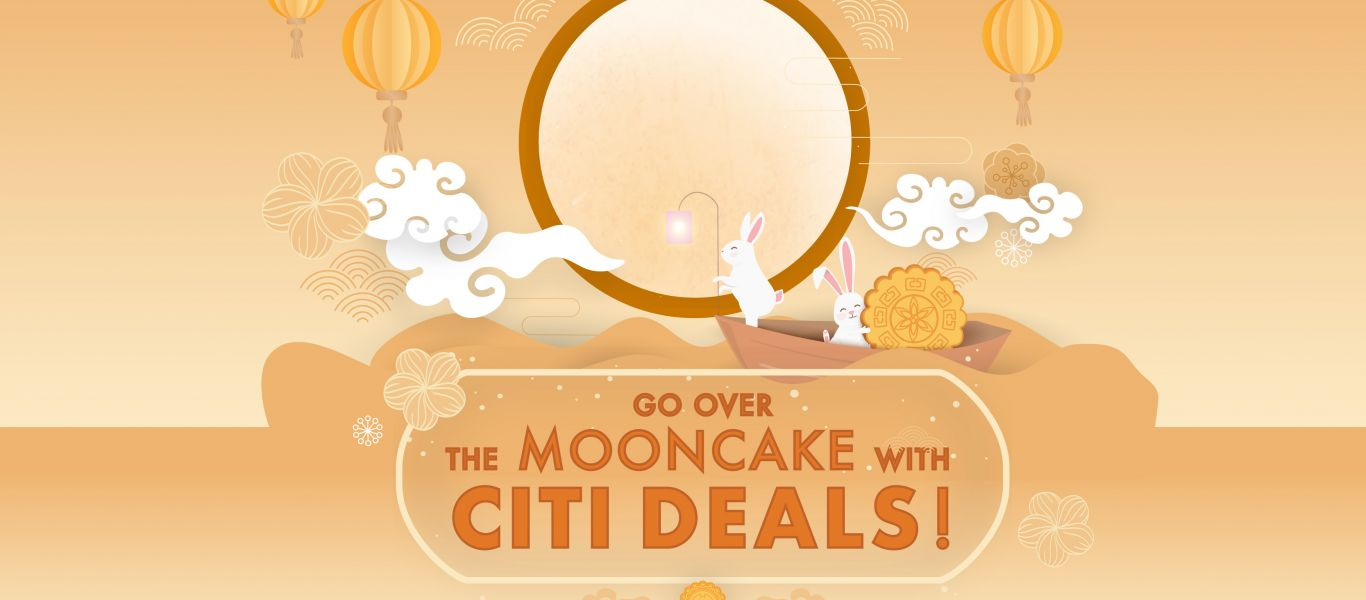 Mooncake with Citi Deals